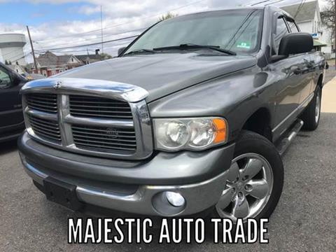 2005 Dodge Ram Pickup 1500 for sale at Majestic Auto Trade in Easton PA