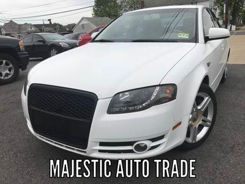 2007 Audi A4 for sale at Majestic Auto Trade in Easton PA