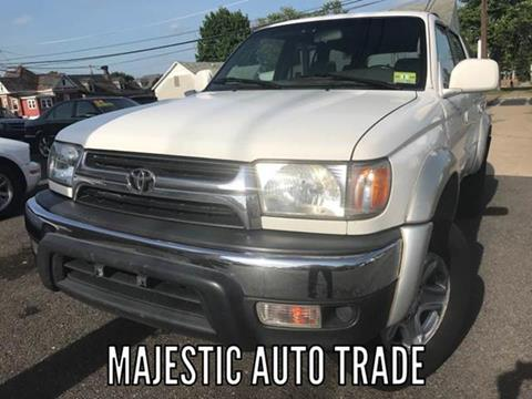 2001 Toyota 4Runner for sale at Majestic Auto Trade in Easton PA