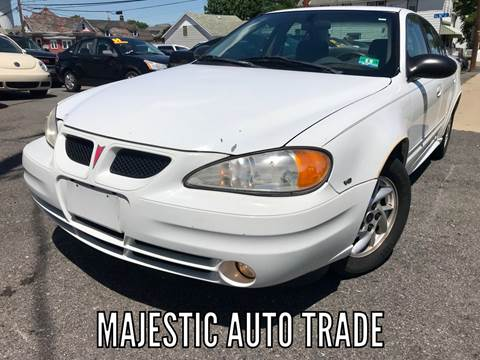 2003 Pontiac Grand Am for sale in Easton, PA