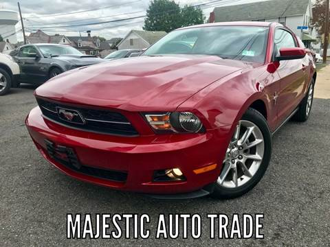 2010 Ford Mustang for sale in Easton, PA