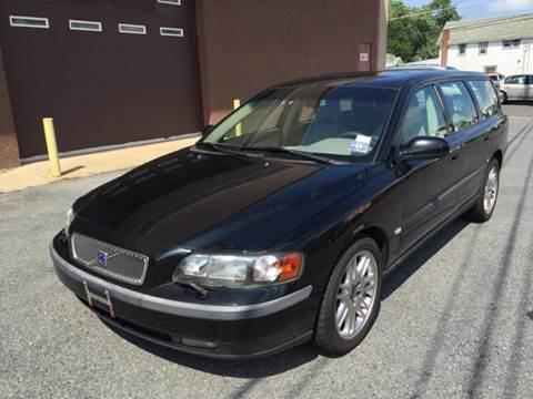 2001 Volvo V70 for sale at Majestic Auto Trade in Easton PA
