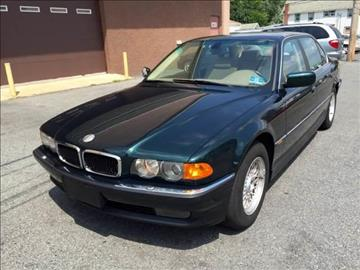 2000 BMW 7 Series for sale at Majestic Auto Trade in Easton PA