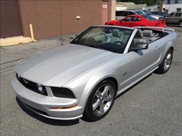 2005 Ford Mustang for sale at Majestic Auto Trade in Easton PA