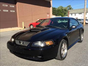 2002 Ford Mustang for sale in Easton, PA