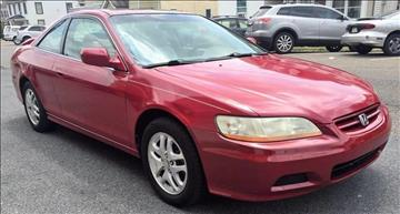 2002 Honda Accord for sale in Easton, PA