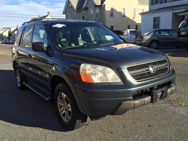 2003 Honda Pilot for sale at Majestic Auto Trade in Easton PA
