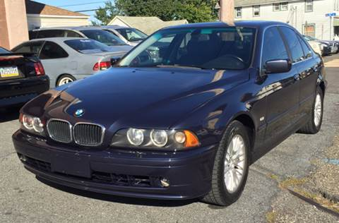 2002 BMW 5 Series for sale at Majestic Auto Trade in Easton PA