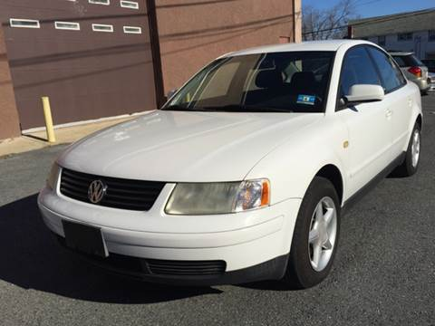 1999 Volkswagen Passat for sale at Majestic Auto Trade in Easton PA