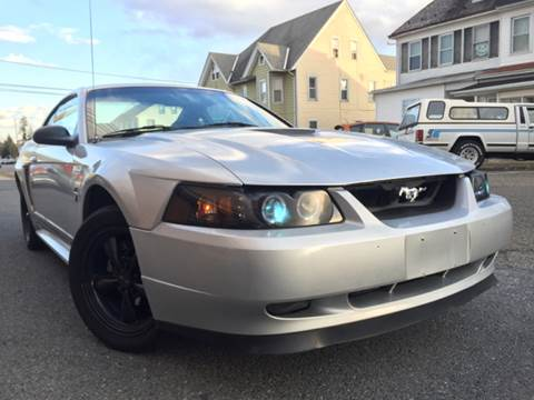 2000 Ford Mustang for sale at Majestic Auto Trade in Easton PA