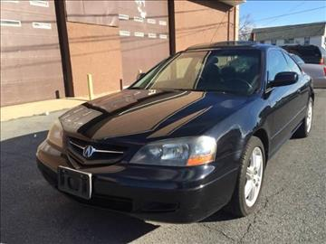 2003 Acura CL for sale at Majestic Auto Trade in Easton PA