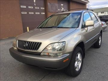 1999 Lexus RX 300 for sale at Majestic Auto Trade in Easton PA