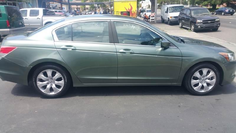 2010 Honda Accord EX-L 4dr Sedan 5A w/Navi - Fremont CA