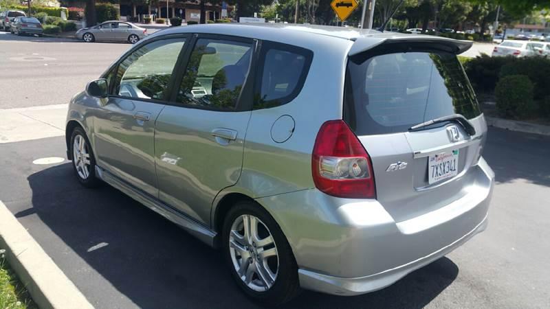 2007 Honda Fit Sport 4dr Hatchback 5M - Fremont CA