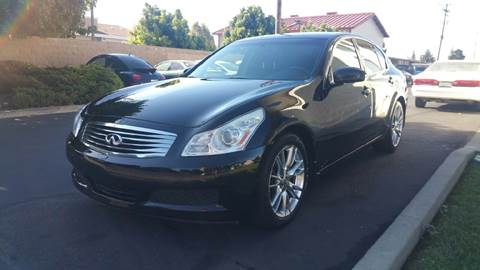 2008 Infiniti G35 for sale in Fremont, CA