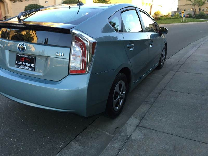 2013 Toyota Prius Two 4dr Hatchback - Fremont CA
