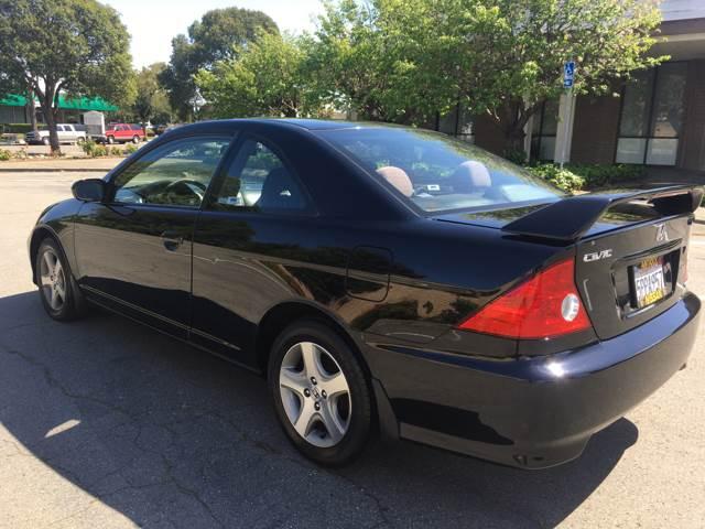 2005 Honda Civic EX 2dr Coupe - Fremont CA