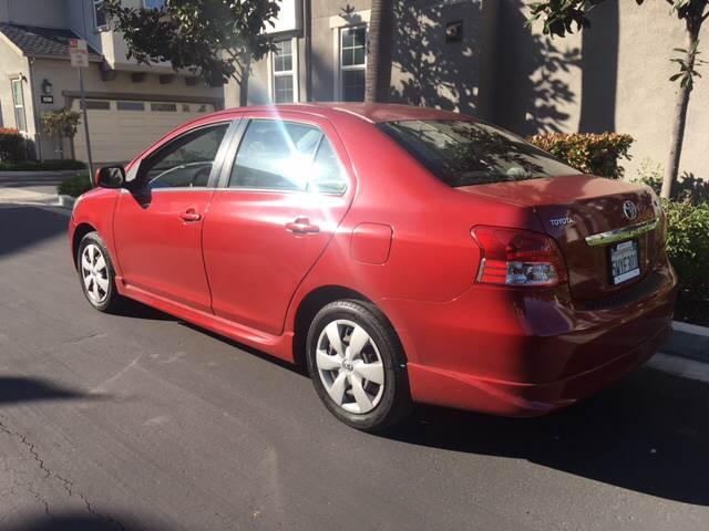 2007 Toyota Yaris S 4dr Sedan (1.5L I4 4A) - Fremont CA