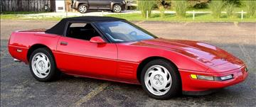 1991 Chevrolet Corvette for sale in Lowellville, OH