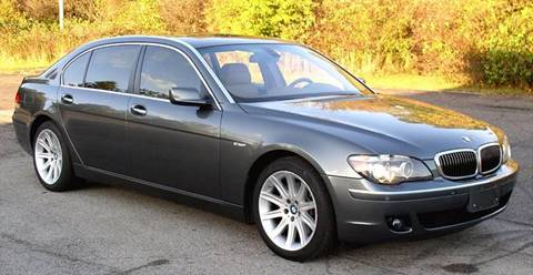 2006 BMW 7 Series for sale in Lowellville, OH