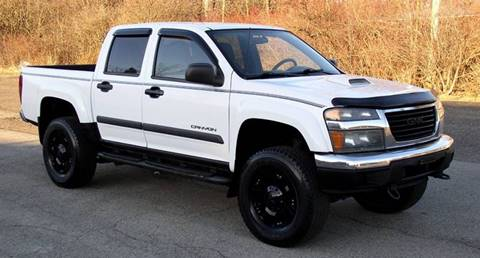 2004 GMC Canyon for sale in Lowellville, OH