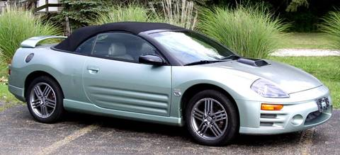 2003 Mitsubishi Eclipse Spyder for sale in Lowellville, OH