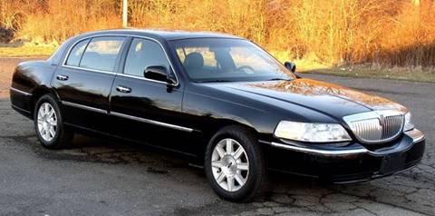 2008 Lincoln Town Car for sale in Lowellville, OH
