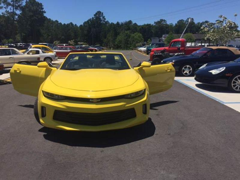 2016 Chevrolet Camaro for sale at Highway 59 Automart in Gulf Shores AL