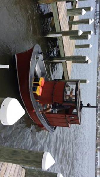 1974 Parker Bayou Tugboat Trawler for sale at Highway 59 Automart in Gulf Shores AL