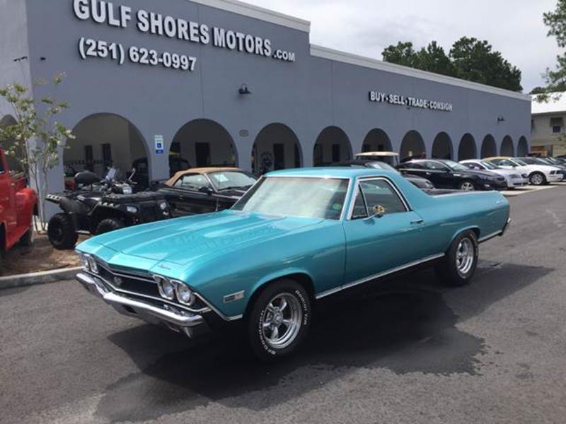 1968 Chevrolet El Camino for sale at Highway 59 Automart in Gulf Shores AL
