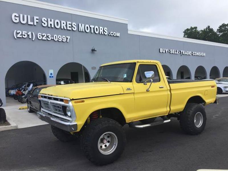 1977 Ford F-150 for sale at Highway 59 Automart in Gulf Shores AL