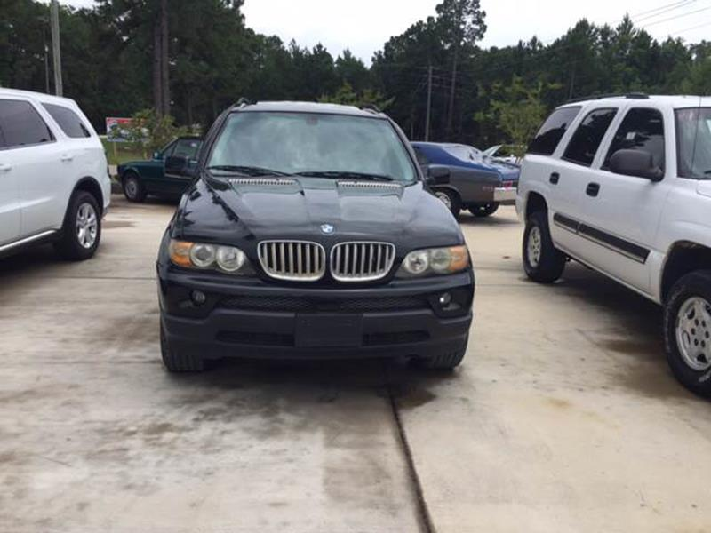 2004 BMW X5 for sale at Highway 59 Automart in Gulf Shores AL