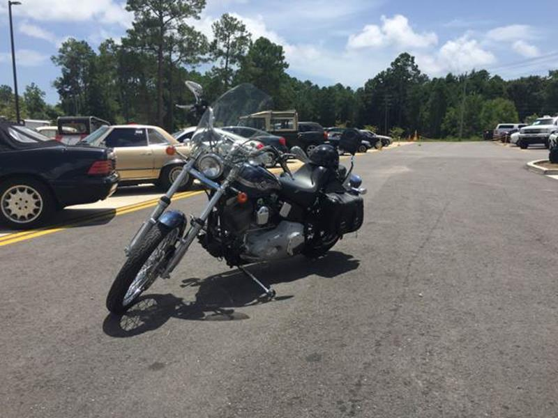 2003 Harley Davidson Fxst for sale at Highway 59 Automart in Gulf Shores AL