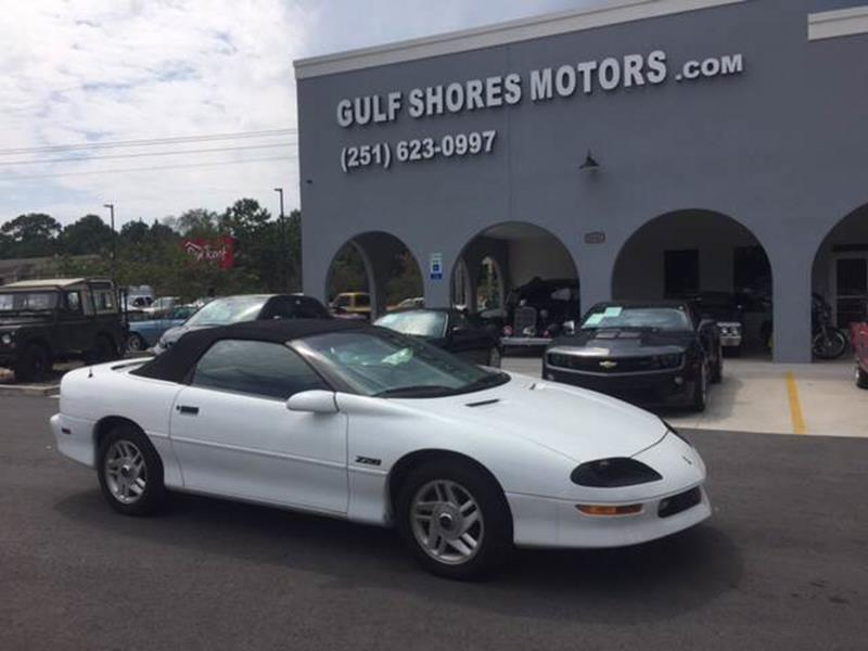 1996 Chevrolet Camaro for sale at Highway 59 Automart in Gulf Shores AL