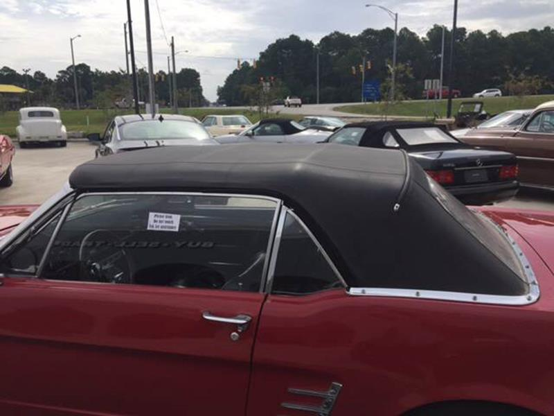 1966 Ford Mustang for sale at Highway 59 Automart in Gulf Shores AL