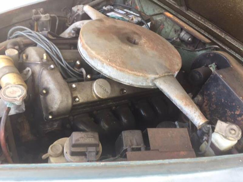 1966 Jaguar Mark VIII for sale at Highway 59 Automart in Gulf Shores AL