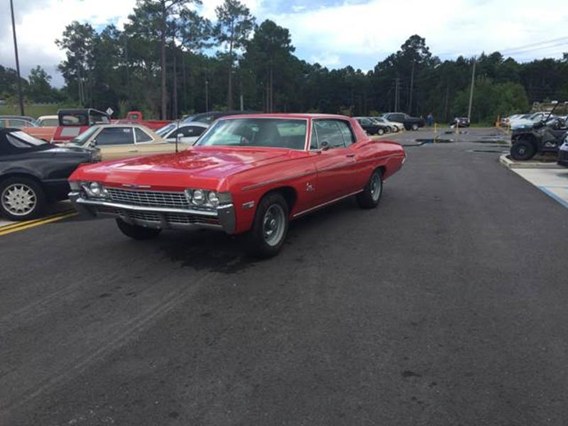 1968 Chevrolet Impala for sale at Highway 59 Automart in Gulf Shores AL
