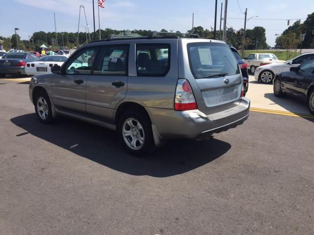 2007 Subaru Forester for sale at Highway 59 Automart in Gulf Shores AL
