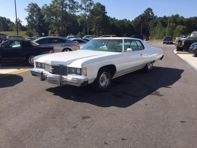 1974 Chevrolet Impala for sale at Highway 59 Automart in Gulf Shores AL