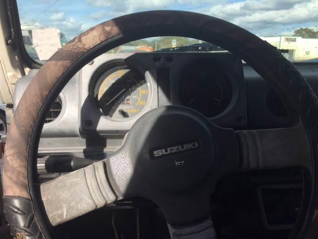 1986 Suzuki Samurai for sale at Highway 59 Automart in Gulf Shores AL