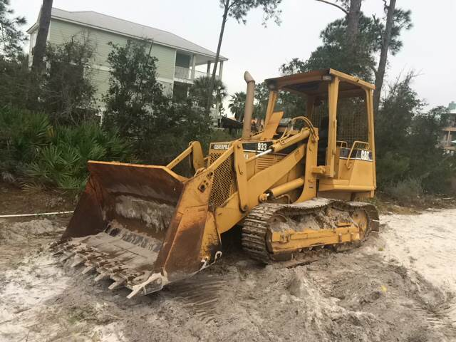 1995 Cat 933 for sale at Highway 59 Automart in Gulf Shores AL