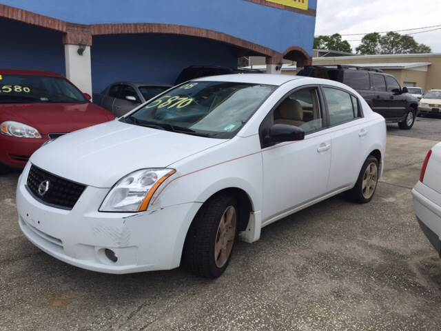 2008 Nissan Sentra for sale at Highway 59 Automart in Gulf Shores AL
