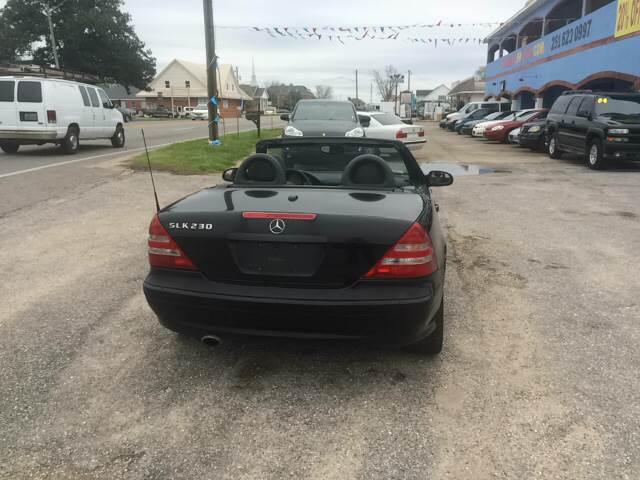 2001 Mercedes-Benz SLK for sale at Highway 59 Automart in Gulf Shores AL