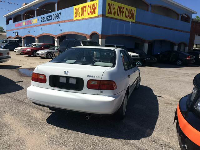 1994 Honda Civic for sale at Highway 59 Automart in Gulf Shores AL