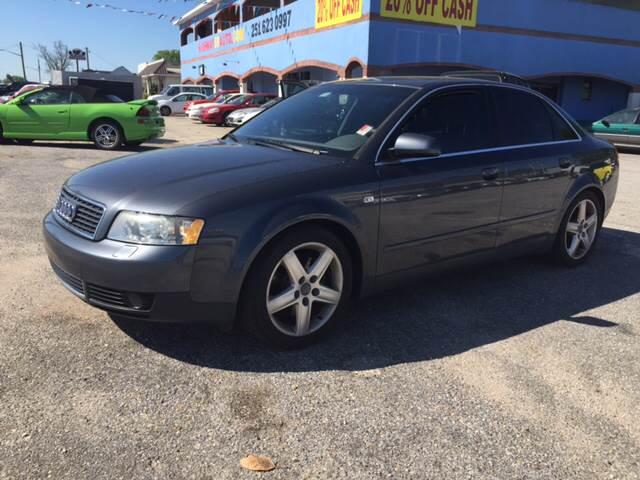 2004 Audi A4 for sale at Highway 59 Automart in Gulf Shores AL