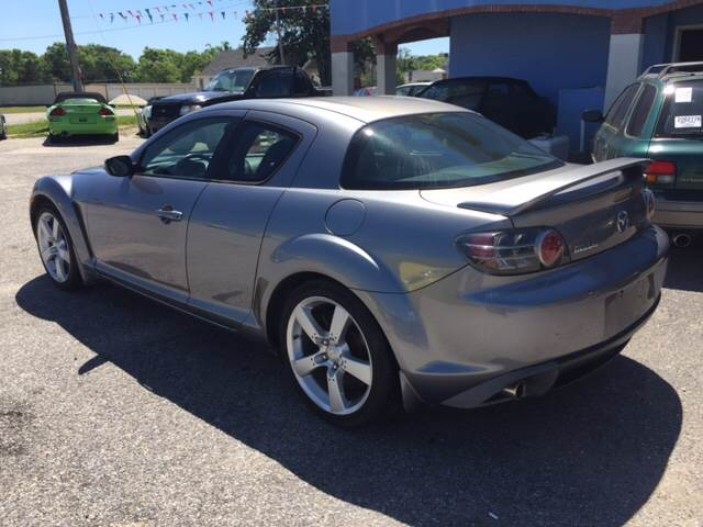 2004 Mazda RX-8 for sale at Highway 59 Automart in Gulf Shores AL
