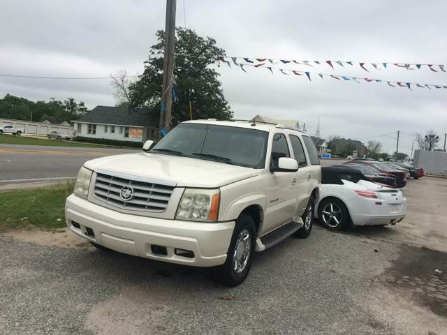 2003 Cadillac Escalade for sale at Highway 59 Automart in Gulf Shores AL