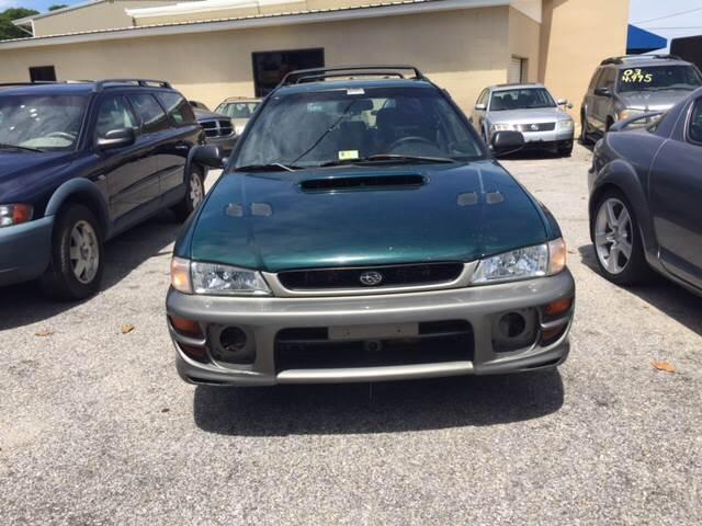 1999 Subaru Impreza for sale at Highway 59 Automart in Gulf Shores AL