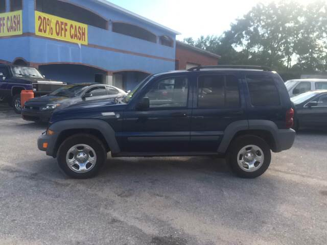 2005 Jeep Liberty for sale at Highway 59 Automart in Gulf Shores AL