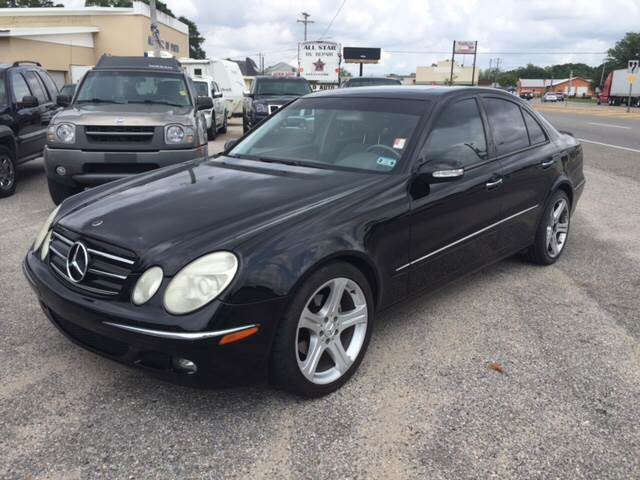 2006 Mercedes-Benz E-Class for sale at Highway 59 Automart in Gulf Shores AL
